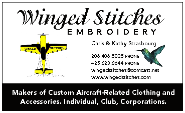Winged Stitches