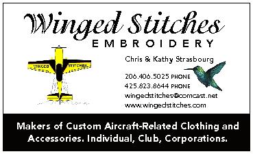 Winged Stitches