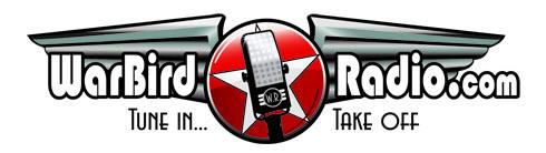 Warbird Radio Logo