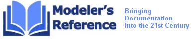Modeler's Reference Logo